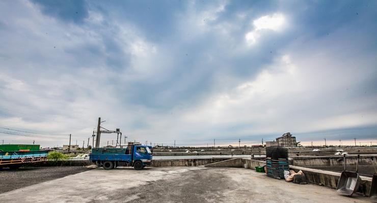 轉運集貨場及衛星漁場