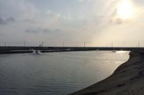 二場魚塭風貌