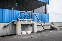 海水供應站,穩定海水來源